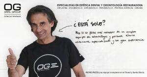 Pedro Pazos está al frente de las clínicas Oral Group