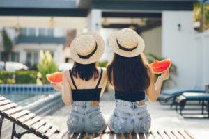 verano alimentos